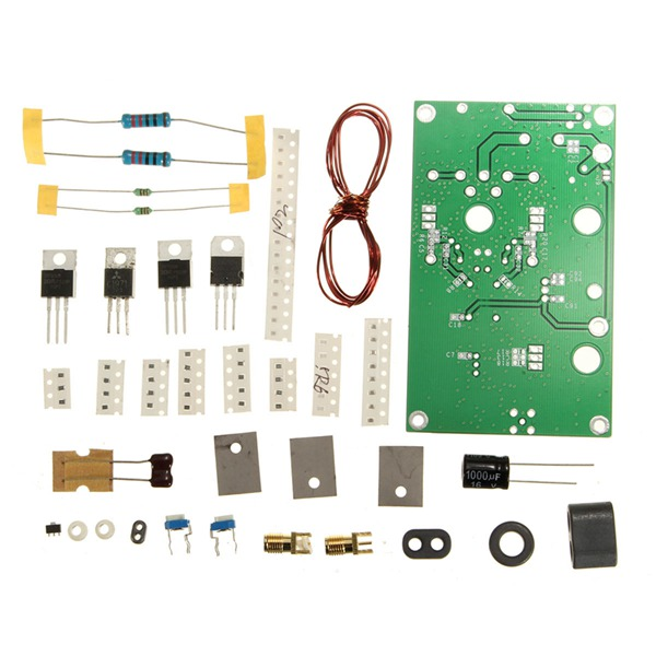 45W SSB HF Linear Power Amplifier Kit
